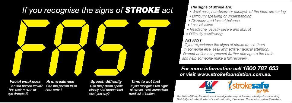 Tanda-tanda dan Gejala Stroke (Stroke Symptoms) – TERAPI ...