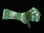 open finger handsplint